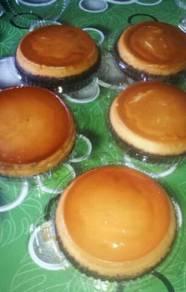Kek karamel murah