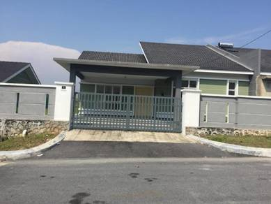 NEW Single sty SEMI-D (50x74), Taman Bukit Belida, Mambau Seremban
