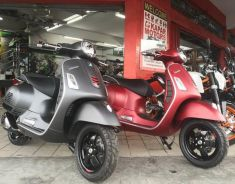 New Vespa GTS 300 GTS300 Super Sport ABS