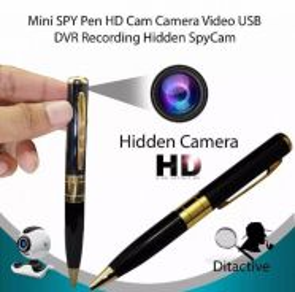 Spy Camera - Pen