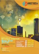 Wireless Internet FAST-plan (NEW-YEAR-2019 PROMO)