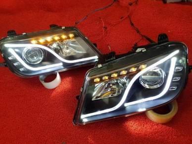 Proton waja led headlamp head lamp light lights 99