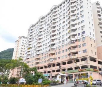 Apartment Saujana Ria Kepong Wangsa Permai 2/6, fully renovated
