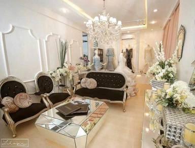 Butik renovation utk dijual