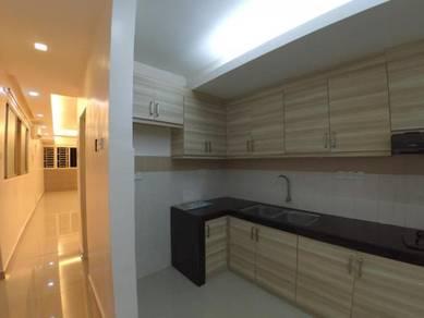 Apartment residensi bistaria ukay perdana
