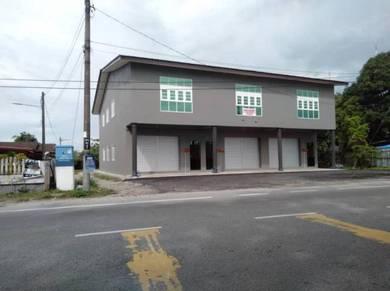 Bangunan kedai / pejabat untuk disewa di Kuala Terengganu