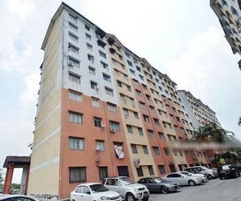 Apartment Seri Mutiara, Putra Heights, freehold tingkat 8