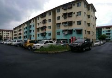 [ TINGKAT 2 ] Flat Taman Cheras Utama, Cheras, Kuala Lumpur