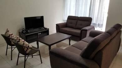 [FULLY FURNISHED] Lagoon Perdana Apartment, Newly Renovated !!