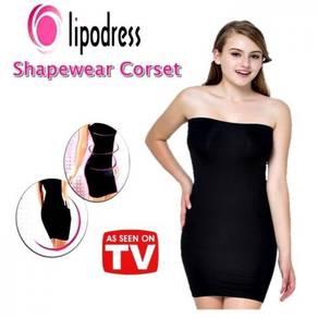 Lipodress Shapewear Corset Tummy Trimmer 10-72-16