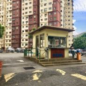 Cemara Apartment, Pangsapuri Cemara Bandar Sri Permaisuri Cheras, LRT