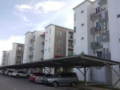 Stutong heights apartment for sale bdc/stutong baru kuching