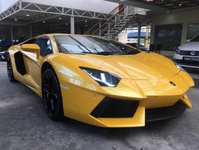 Recon Lamborghini Aventador for sale