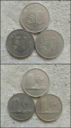 The Malaysia Old Coins