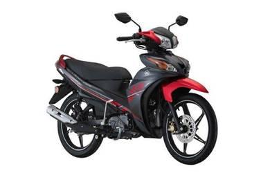 Yamaha Lagenda 115z FI (E) - 90% Credit