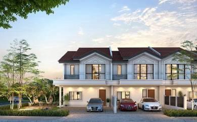 [CYBER 10] New Launch 2 Storey Landed Terrace House Cyberjaya Freehold