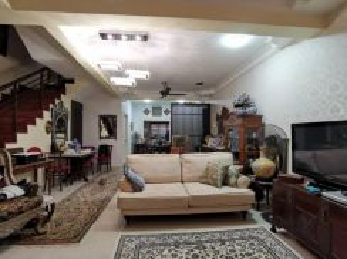 Nicely Renovated! 2.5 Storey Laman Oakleaf, Bukit Antarabangsa