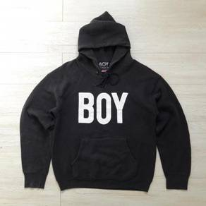 Vintage boy london punk sweater hoodie