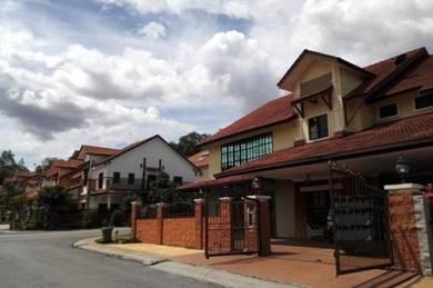 Taman Segar Perdana, Bali Residence, HILL TOP SEMI-D