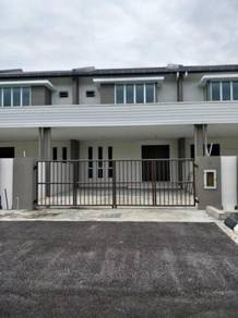 Double Storey Terrace at Jln Matang - Malihah, Kuching
