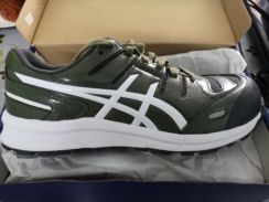 Asics Safety Shoes CP103 (Navy Green)