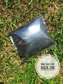 Baja om (organic matter)