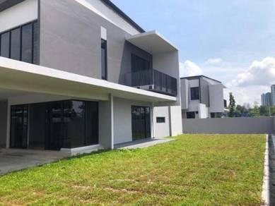 47X80 BIG LAND] 2 sty CORNER Terrace House KAJANG EAST SEMENYIH kajang