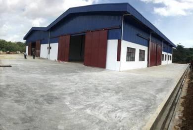 Spacious Warehouse & Industrial land located SEMAMBU 2 INDUSTRY PARK