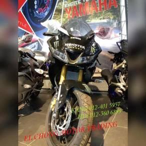 Yamaha R15 (MONSTER) - ZERO D/P (LIMITED UNIT)