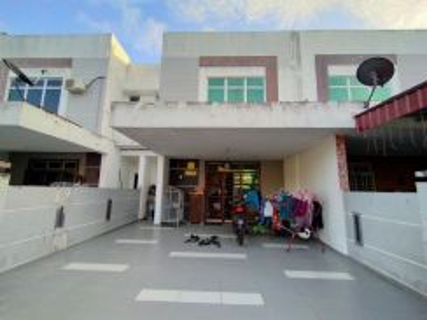 Double Storey Taman Bestari Indah Ulu Tiram Low Price