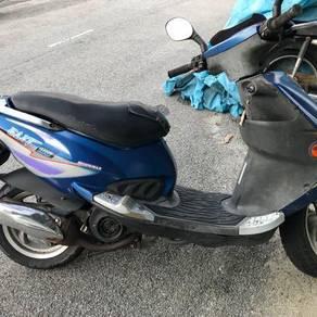 2003 Modenas Elit 150