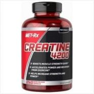 Met Rx Creatine 4200MG (Tenaga, Muscle Support)