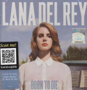 Cd lana del rey: Born To Die