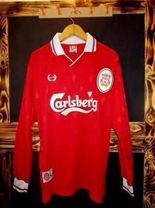 Liverpool vtg long sleeve repro jersey