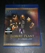 ROBERT PLANT - LIVE FROM THE ARTISTS DEN BLU-Ray