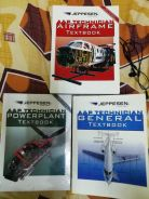 Jeppesen : Airframe, General, Powerplant