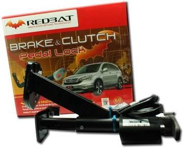 HONDA CITY/ JAZZ 03-17 REDBAT Pedal Brake Lock Set