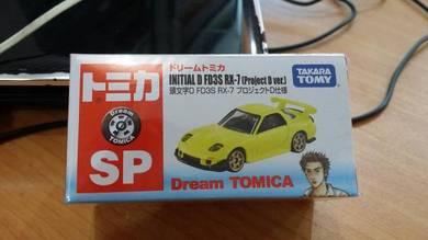 TOMICA Dream Initial D FD3S RX-7 (Project D ver.)