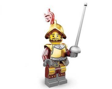 LEGO 8833 Minifigures Series 8 Conquistador