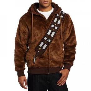 Star wars chewbacca hoodie cosplay costume