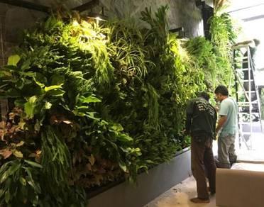 Vertical Garden System - Penang Specialist