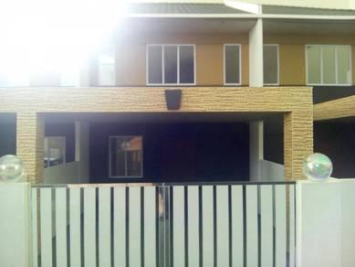 Double Storey Terrace Intermediate Senadin area-Miri