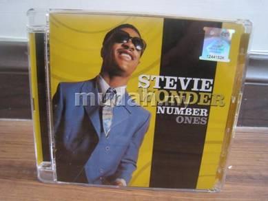CD Stevie Wonder - No1