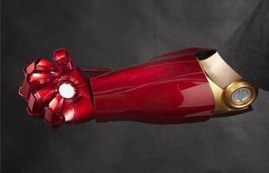 Roan 1/1 Iron Man MK7 Arm cosplay toy
