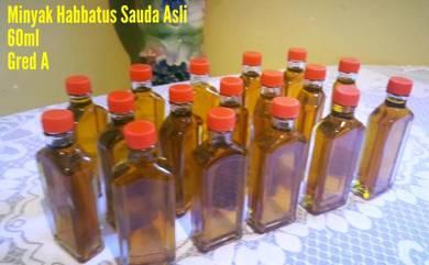 Minyak Sauda Asli