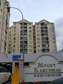 MOUNT KARUNMAS Condominium Balakong