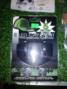 Lampu LED Topi