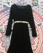 Black Lace Dress for Dinner/Occasion