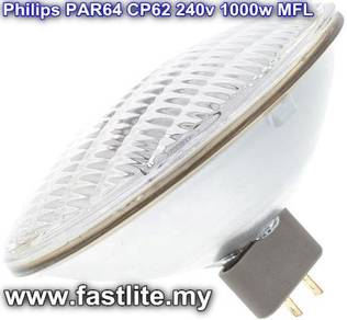 Philips PAR64 240v 1000w CP62 EXE Stage lamp