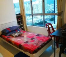 Elite Heights, Master room sharing fully furnished with Bathroom